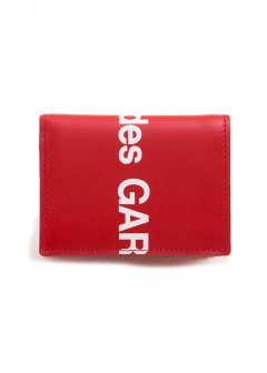COMME des GARCONS - 【8/1入荷】HUGE LOGO WALLET