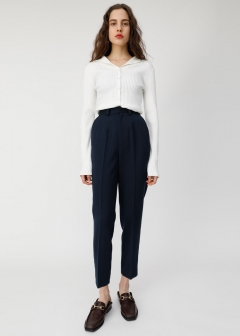 HIGH WAIST SLIM PANTS