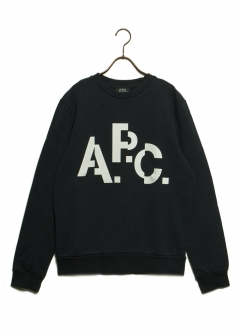 A.P.C. - 【9/17入荷】【2019年秋冬新作】【MENS】SWEAT DECALE