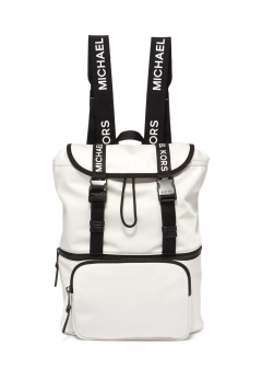 バックパック/THE MICHAEL BAG【OPTIC WHITE/BLACK】