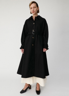 OVER LONG COAT