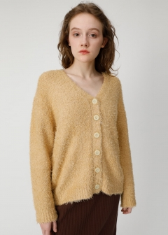 GRASS KNIT CARDIGAN