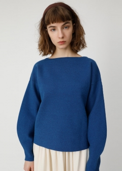 CRESCENT SLEEVE BN KNIT
