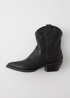 WESTERN SHORT BOOTS