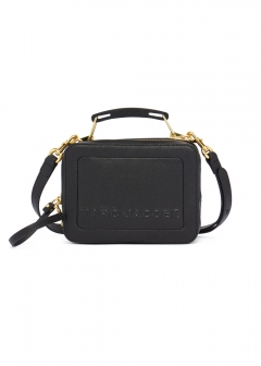 MARC JACOBS - 2WAYハンドバッグ / THE BOX 20 【BLACK】