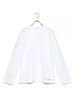 COMME des GARCONS - 【10/29入荷】SHIRT L/S TEE WITH CDG LOGO FRONT HEM