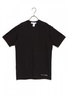 COMME des GARCONS - 【10/29入荷】SHIRT S/S TEE WITH CDG LOGO FRONT HEM