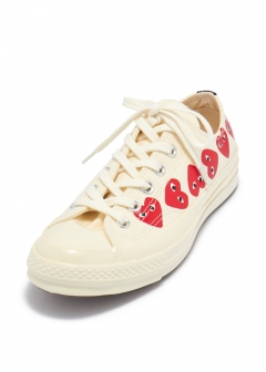 COMME des GARCONS - 【10/29入荷】PLAY CHUCK TAYLOR NEW