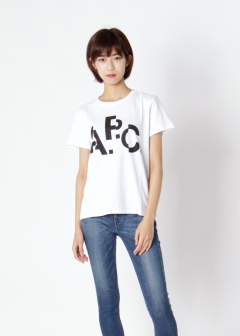 A.P.C. - 【10/30入荷】T-SHIRT DECALE