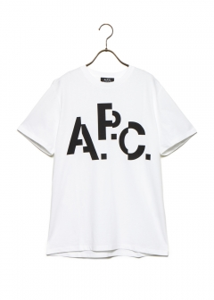 A.P.C. - 【10/30入荷】【MENS】T-SHIRT DECALE