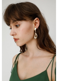 FAT DROP EARRINGS