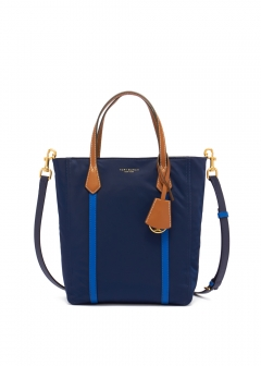 Tory Burch - 【11/5入荷】【'19秋冬新作】PERRY NYLON COLORBLOCK N/S TOTE