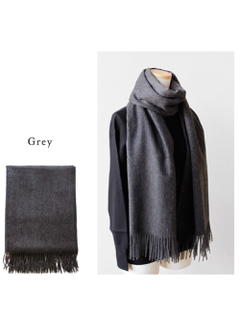 Cashmere Wool Stole