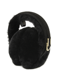 Mouton Ear Muffler|Black|その他|POMPADOUR|最大59%OFF