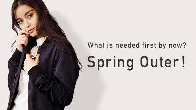 Spring Outer !