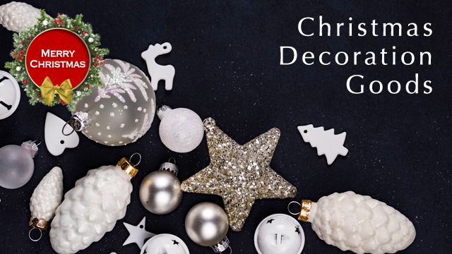 Christmas Decoration Goods