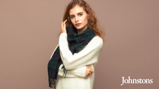 Johnstons - Wool collection -