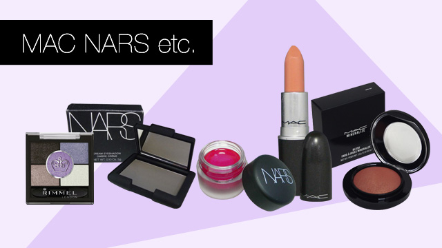MAC・NARS etc.