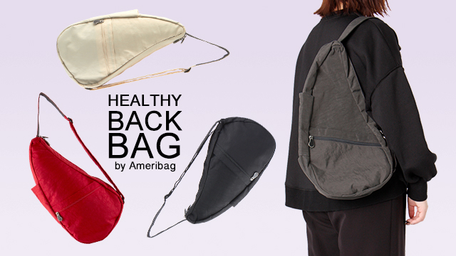 Healthy Back Bag by Ameribag
