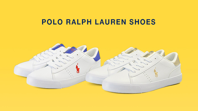 POLO RALPH LAUREN SHOES