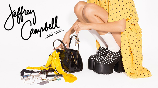 【Price Down】Jeffrey Campbell and more...