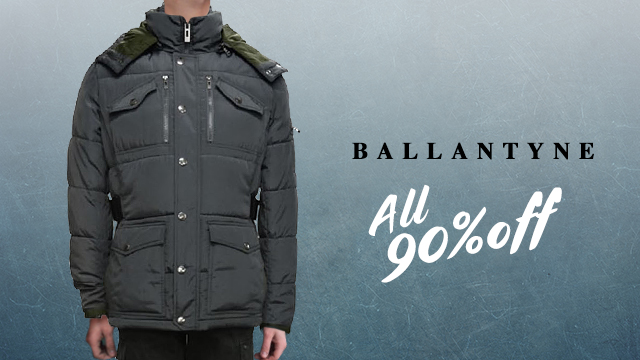 【ALL90%OFF】BALLANTYNE