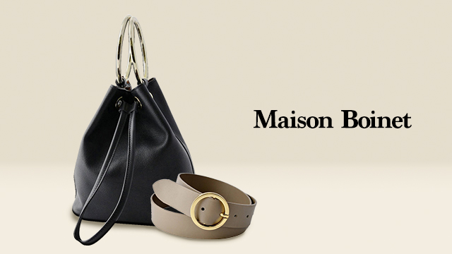 【Special price】Maison Boinet