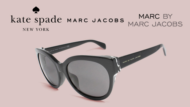 kate spade new york / MARC JACOBS / MARC BY MARC JACOBS