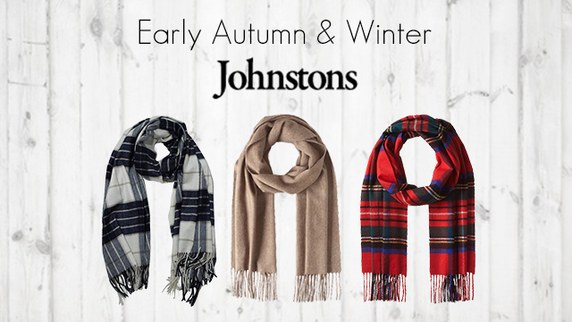 Early Autumn & Winter ~Johnstons~