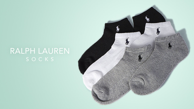 RALPH LAUREN SOCKS
