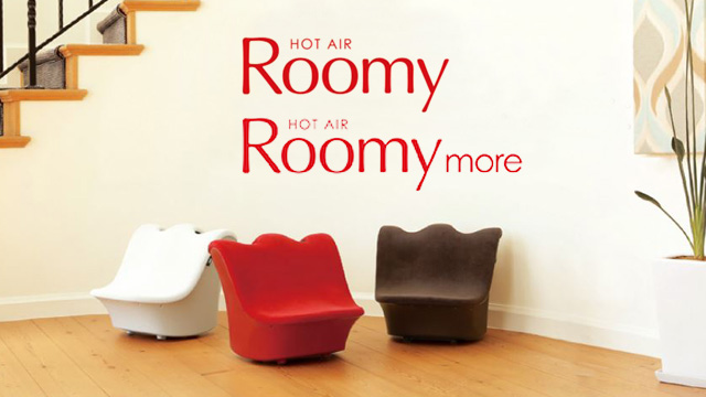 <3日間限定!!>HOT AIR Roomy / Roomy more