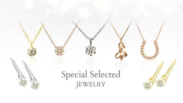Special Selected JEWELRY