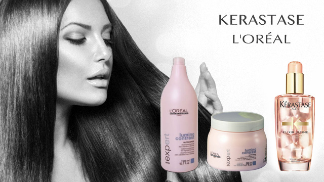 KERASTASE - LOREAL …and more!