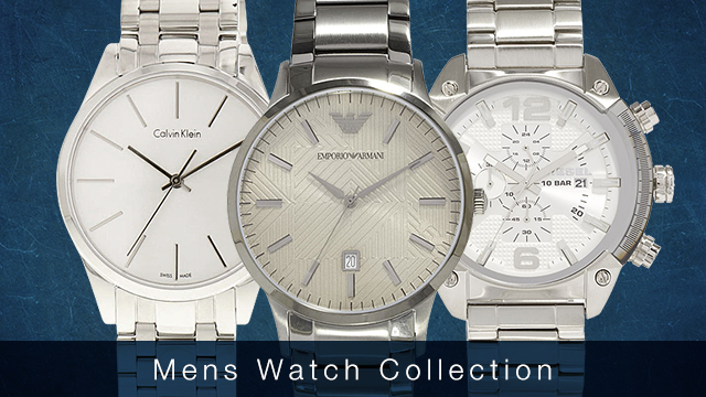Mens Watch Collection