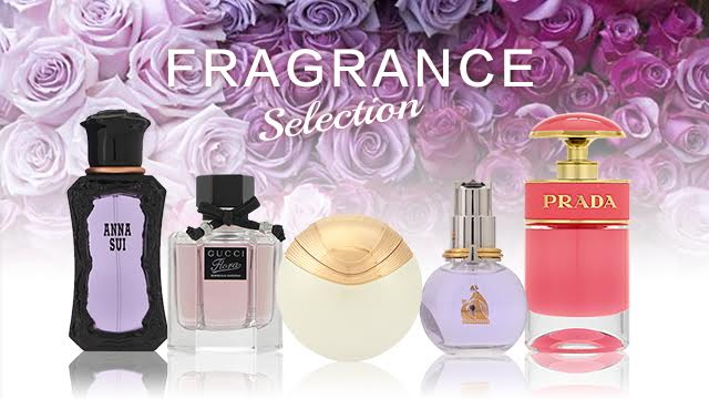 FRAGRANCE SELECTION