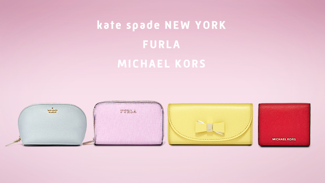 FURLA / kate spade new york / MICHAEL KORS - UNDER 10,000 yen