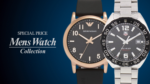 【Special price】Mens Watch Collection