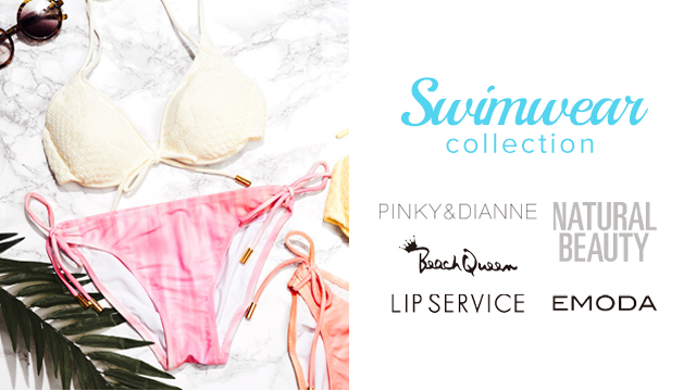 Swimwear collection - PINKY&DIANNE / NATURAL BEAUTY etc...