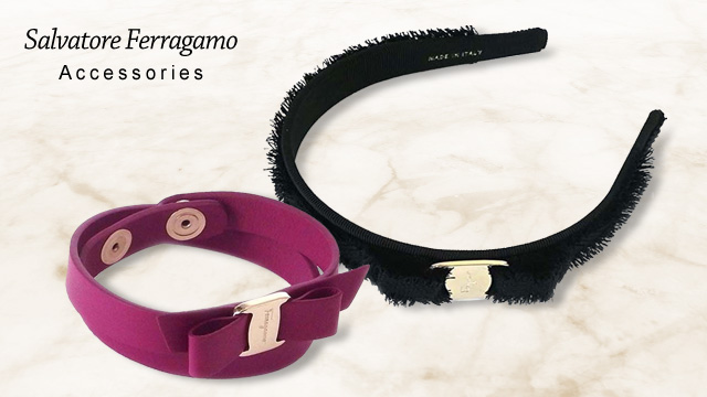 Salvatore Ferragamo Accessories