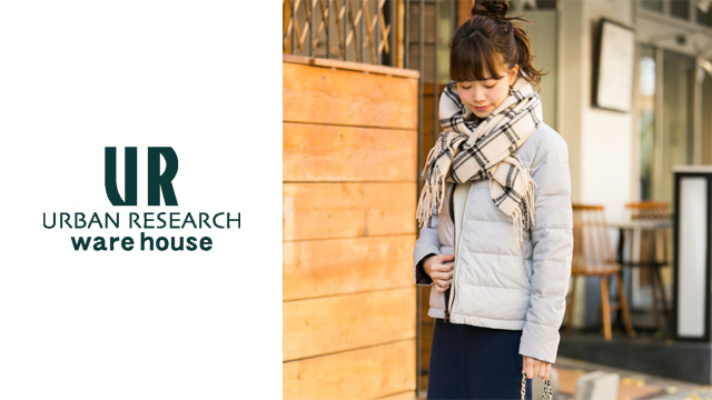 URBAN RESEARCH warehouse Tops&Outer
