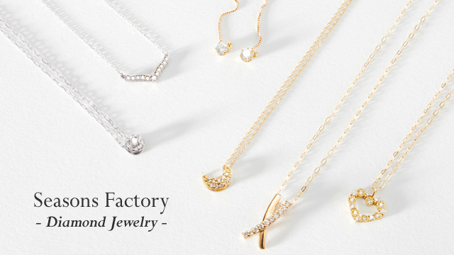 Seasons Factory - Diamond Jewelry -