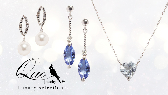 QUO JEWELRY - Luxury selection -