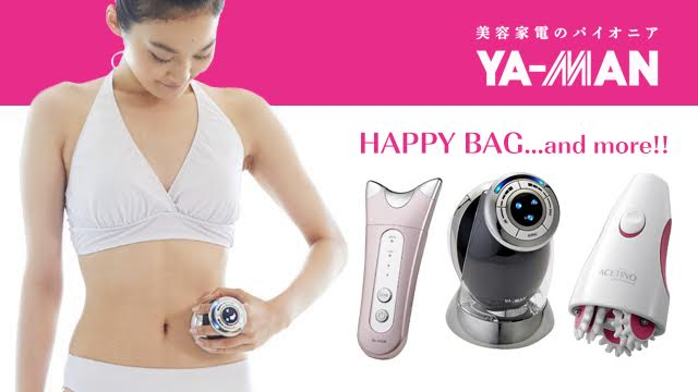 YA-MAN- 豪華HAPPY BAG…and more!! -