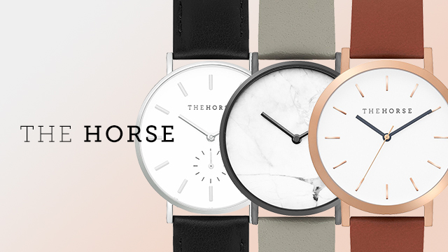 THE HORSE - 【ALL 50%OFF】