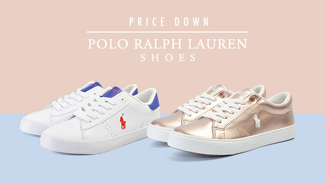 【Price Down】POLO RALPH LAUREN SHOES