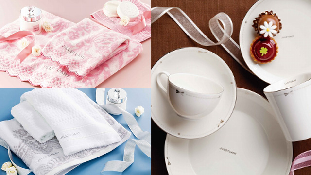 JILL STUART - Towel & Tableware