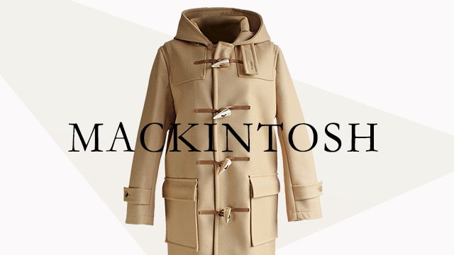 【Special price】MACKINTOSH