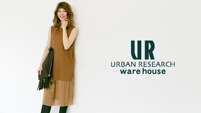 URBAN RESEARCH warehouse 【Tops】