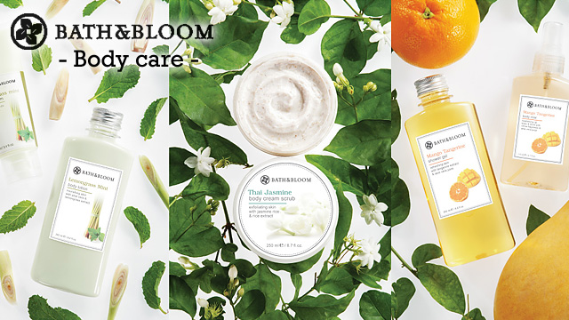 BATH&BLOOM - Body care -
