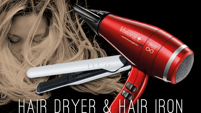 Hair Dryer & Hair Iron Selection